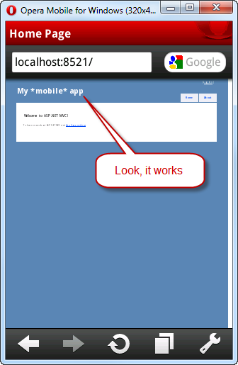 Using 51Degrees Mobi Foundation for accurate mobile browser